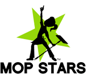 Logo of Denver Mop Stars Cleaning Services