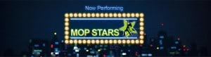Mop Stars Night Banner